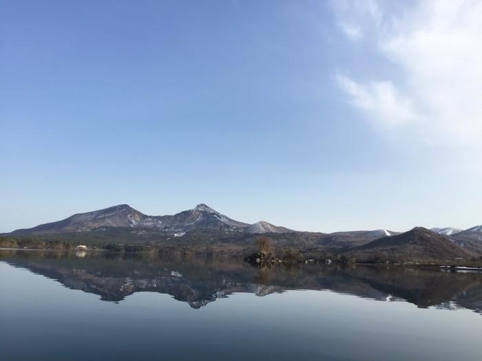 きっちり40アップ(^^)明日から2018桧原湖ガイド開始!! の写真
